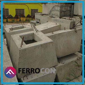 Фундамент железобетонный ФО-2
