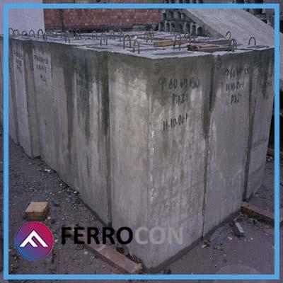 Фундамент железобетонный Ф60.60.130